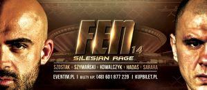 FEN 14 Silesian Rage: Katowice, 15/10/2016