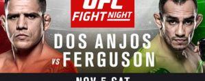 TUF Latin America 3 Finale: dos Anjos vs Ferguson: Mexico City, 05/11/2016