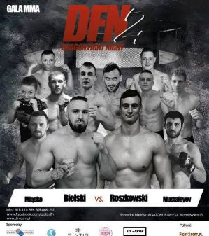 Dragon Fight Night 2: Tłuszcz, 28/01/2017