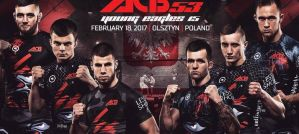 ACB 53 Young Eagles 15: Olsztyn, 18/02/2017