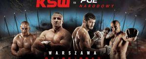 KSW 39 Colosseum: Warszawa, 27/05/2017