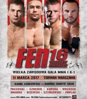 FEN 16 Reloaded: Warszawa, 11/03/2017