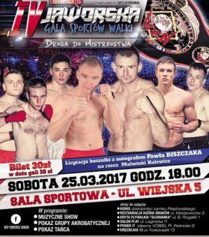 IV Jaworska Gala Sportów Walki: Jawor, 25/03/2017