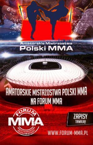 Amatorskie Mistrzostwa Polski MMA 2017: Warszawa, 25/03/2017