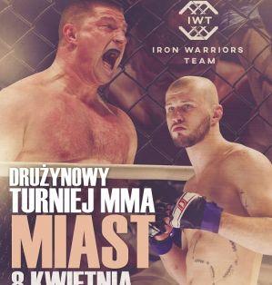 Iron Warriors Team 2: Poznań, 08/04/2017 - ODWOŁANA