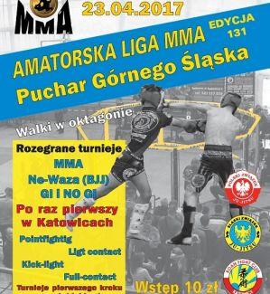 Zaproszenie na zawody ALMMA 131 - Puchar Górnego Śląska w Katowicach!