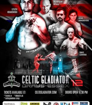 Celtic Gladiator 12: Grays, 20/05/2017