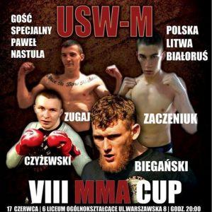 VIII Gala MMA CUP / PLMMA Białystok 2017: Białystok, 17/06/2017