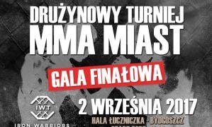 Iron Warriors Team 3 Finał: Bydgoszcz, 02/09/2017 - ODWOŁANA!