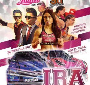 Gala Ladies Fight Night 6 ''IRA'' już 26 sierpnia w Rawie Mazowieckiej