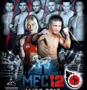 Makowski Fighting Champioship 12: Zielona Góra, 16/09/2017