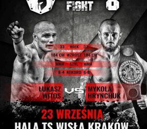 Spartan Fight 8: Kraków, 23/09/2017