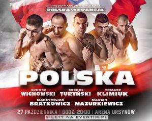 DSF Kickboxing Challenge 11: Warszawa, 27/10/2017