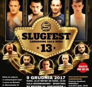 Slugfest 13: Września, 09/12/2017