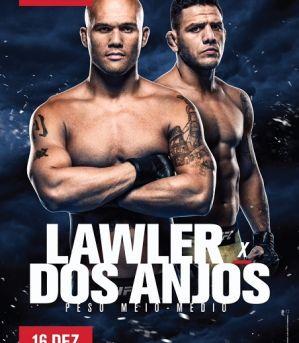 UFC on FOX 26 Lawler vs. dos Anjos: Winnipeg, 16/12/2017