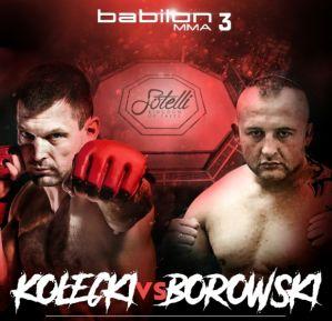 Babilon MMA 3: Radom, 16/03/2018