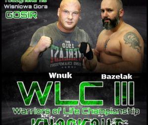 WLC 3 ''Knockout'': Wiśniowa Góra, 17/03/2018