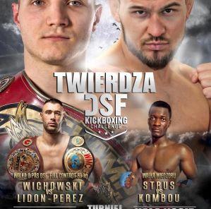 DSF Kickboxing Challenge ''Twierdza'': Nowy Dwór Maz., 09/03/2018