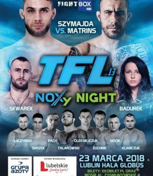 Thunderstrike Fight League 13: Lublin, 23/03/2018