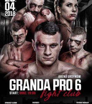 Granda Pro 6: Warszawa, 28/04/2018