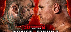 DSF Kickboxing Challenge 14: Warszawa, 13/04/2018