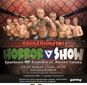 Night of Heroes 5: Sosnowiec, 28/04/2018
