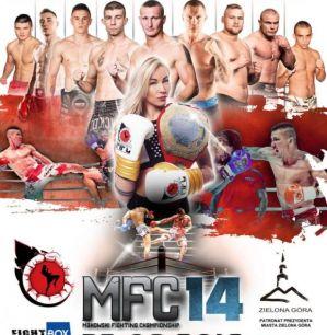 Makowski Fighting Championship 14: Zielona Góra, 22/09/2018
