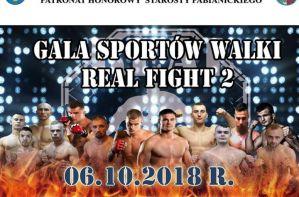 Real Fight 2: Pabianice, 06/10/2018