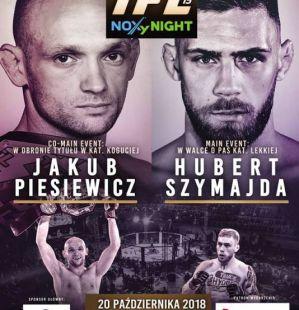 Thunderstrike Fight League 15: Lublin, 20/10/2018