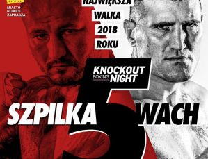 Knockout Boxing Night 5 Szpilka vs Wach: Gliwice, 10/11/2018