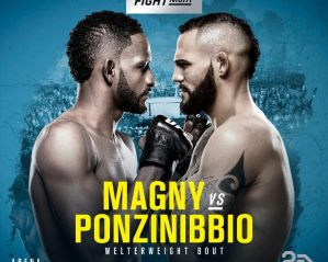 UFC Fight Night 140 Magny vs. Ponzinibbio: Buenos Aires, 17/11/2018