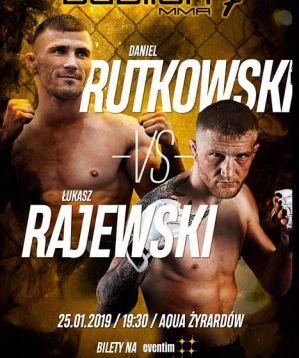 Babilon MMA 7 Kita vs Głuchowski: Żyrardów, 25/01/2019