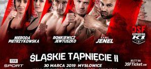 DSF 21 Śląskie Tąpnięcie 2: Mysłowice, 30/03/2019