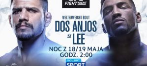 UFC on ESPN+ 10 dos Anjos vs. Lee: Rochester, 18/05/2019