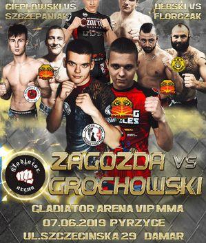Gladiator Arena VIP: Pyrzyce, 07/06/2019