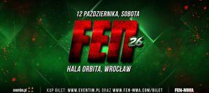 FEN 26: Wrocław, 12/10/2019
