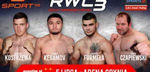 Rocky Warriors Cartel 3: Gdynia, 05/07/2019