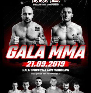 Wrocław Fight Championship 2: Wrocław, 21/09/2019