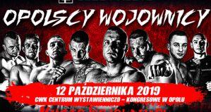 Opolscy Wojownicy IV ''Miasto Wojowników'': Opole, 12/10/2019