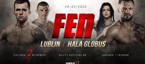 Gala FEN 27 odbędzie się w Lublinie w marcu 2020