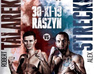 Babilon Promotion Talarek vs Strecki: Raszyn, 30/11/2019