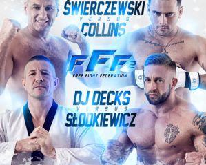 Free Fight Federation 2: Zielona Góra, 21/12/2019