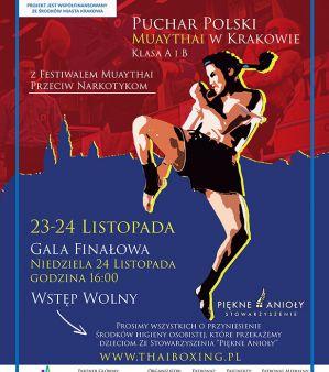 Puchar Polski Muaythai IFMA 2019: Kraków, 23-24/11/2019