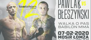 Babilon MMA 12: Łomża, 07/02/2020
