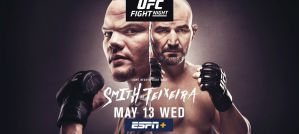UFC Fight Night 175 Smith vs. Teixeira: Jacksonville, 13/05/2020
