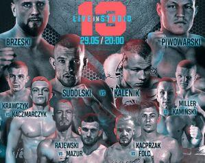 Babilon MMA 13: Łukasz Brzeski rozbija Michała Piwowarskiego w walce wieczoru! Wyniki