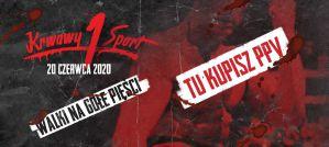 Krwawy Sport 1: Studio, 20/06/2020