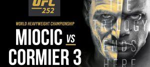 UFC 252 Miocic vs. Cormier 3: Las Vegas, 15/08/2020