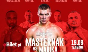 Knockout Boxing Night 13: Tarnów, 19/09/2020