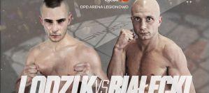 Jan Lodzik zmierzy się z Mateuszem Białeckim na Babilon MMA 16
